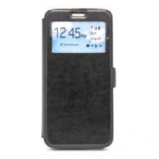 Чехол книга Experts Book Slim для Samsung Galaxy A50 черный