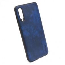 Чехол бампер Classic Experts для Samsung Galaxy A50 синий