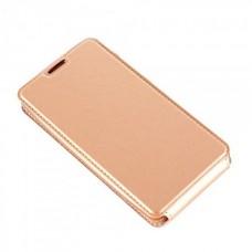 Чехол-книга Experts SLIM Flip case для Xiaomi Redmi Note 4X, золотой