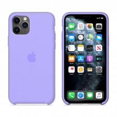 Чехол Silicone Case для iPhone 11 (Violet)