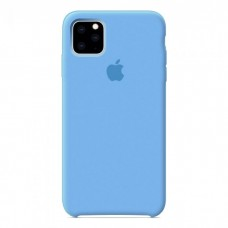 Чехол Silicone Case для iPhone 11 (Sky blue)