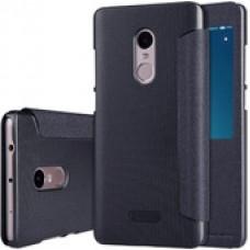 Чехол Nillkin Sparkle для Xiaomi Redmi Note 4 (черный)