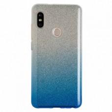 "Силиконовый чехол EXPERTS ""BRILLIANCE TPU CASE"" для Xiaomi Redmi Note 5 / Note 5 Pro , голубой"