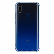 Чехол для Xiaomi Redmi 7 бампер EXPERTS Plastic Case прозрачный