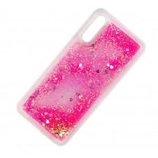 """Силиконовый чехол EXPERTS """"QUICKSAND TPU CASE"""" для Samsung Galaxy A50 / A30s(розовый)"""