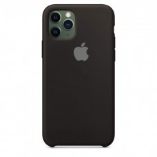 Чехол Silicone Case для iPhone 11 (Black)