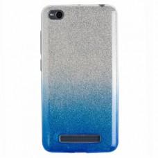 """Силиконовый чехол EXPERTS """"BRILLIANCE TPU CASE"""" для Xiaomi Redmi 5A,голубой"""