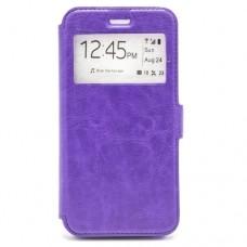 Чехол-книга Experts Book Slim case для Xiaomi Redmi 6 (фиолетовый)