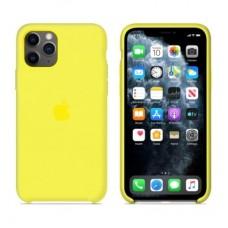 Чехол Silicone Case для iPhone 11 (Flash)