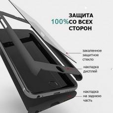 ПЛАСТИКОВЫЙ ЧЕХОЛ IPAKY THIN FIT 360 BLACK ДЛЯ APPLE IPHONE 7/8