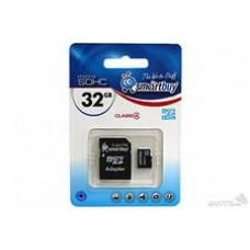 32 Гб (Class 10)Smart Buy microSDHC