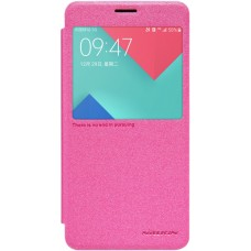 Чехол Nillkin Sparkle для Samsung Galaxy A5 (2016) розовый