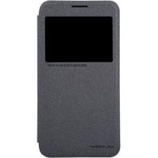 Чехол Nillkin Sparkle для Samsung Galaxy Grand Max (черный)