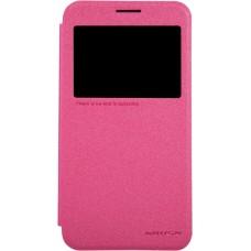 Чехол Nillkin Sparkle для Samsung Galaxy Grand Max (розовый)