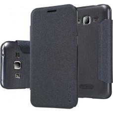 Чехол Nillkin Sparkle для Samsung Galaxy J2 черный