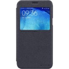 Чехол Nillkin Sparkle для Samsung Galaxy J5 2016 (черный)