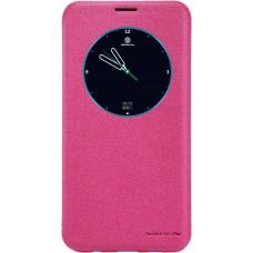 Чехол Nillkin Sparkle для Samsung Galaxy S6 Edge Plus (розовый)