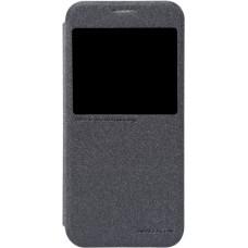 Чехол Nillkin Sparkle для Samsung Galaxy S6 (черный)