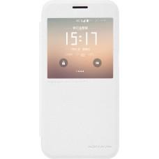 Чехол Nillkin Sparkle для Samsung Galaxy S7 (белый)