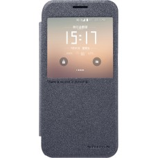 Чехол Nillkin Sparkle для Samsung Galaxy S7 (черный)