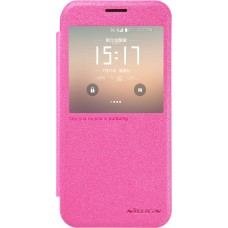 Чехол Nillkin Sparkle для Samsung Galaxy S7 (розовый)