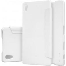 Чехол Nillkin Sparkle для Sony Xperia Z5 Premium белый