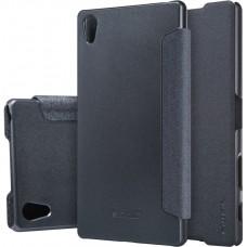 Чехол Nillkin Sparkle для Sony Xperia Z5 Premium черный