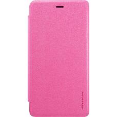 Чехол Nillkin Sparkle для Xiaomi Redmi 3 Pro (розовый)
