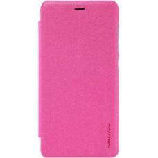 Чехол Nillkin Sparkle для Xiaomi Redmi 3 (розовый)