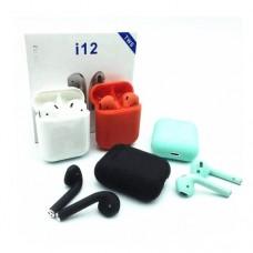 Беспроводные наушники i12 TWS Bluetooth 5.0 NEW