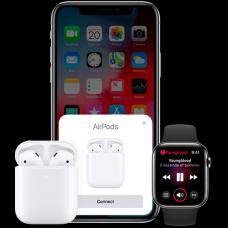 Беспроводные наушники Apple AirPods 2 (точная копия)