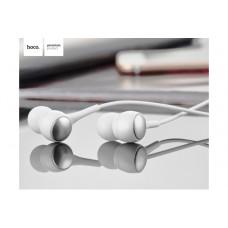 НАУШНИКИ HOCO M19 IN-EAR HEADPHONE WITH REMOTE AND MIC , белый