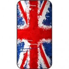 Шаблон №2259 Британский флаг (краска)