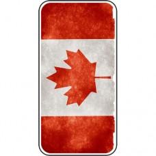 Шаблон №2305 Канадский Флаг