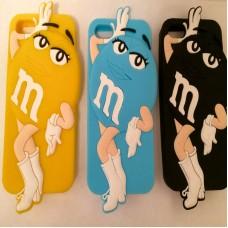 Чехол M&M`s Девочка Iphone 5/5s.