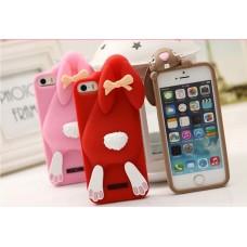 Чехол Moschino кролик для iPhone 5/5s