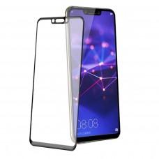 Защитное стекло Full Screen 3D для Huawei Mate 20 Lite черное