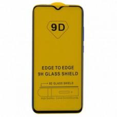 Стекло противоударное для Xiaomi Redmi Note 8 Pro EXPERTS Full Glue