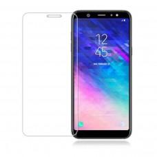 Защитное стекло для Samsung Galaxy J6 (2018), прозрачное