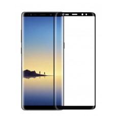 Защитное стекло 3d Full screen для Samsung Galaxy Note 9 черное
