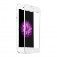Защитное стекло Full Screen 3D для Apple iPhone 6/6s, белое