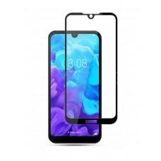 """Защитное стекло """"Full Glue"""" для Huawei Honor 8S / Huawei Y5 2019 (черное)"""