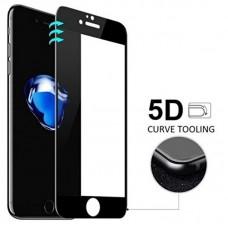 Защитное стекло Full Screen 5D для Apple iPhone 6/6s, черное