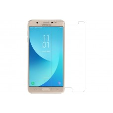 Защитное стекло для Samsung Galaxy J7 (2017) J730, прозрачное