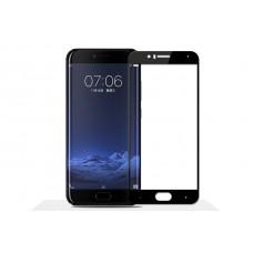 Защитное стекло 5d полной проклейки Full glue для Xiaomi MI6 черное