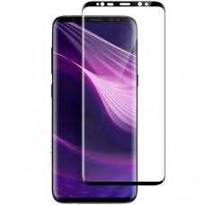 Защитное стекло 3d Full screen для Samsung Galaxy S9 черное