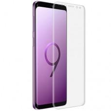 Защитное стекло 3d Full screen для Samsung Galaxy S8 прозрачное