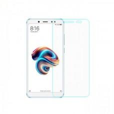 Защитное стекло для Xiaomi Redmi Note 5 прозрачное
