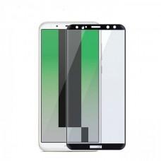 Защитное стекло Full Screen 3D для Huawei Mate 10 Lite черное