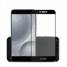 Защитное стекло 3D на весь экран для Xiaomi Mi 5C, черное